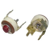 JMC9306 Capacitor, ceramic trimmer, 2-8 pf RED