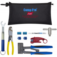 KIT400 Complete Tool Kit, Type-N Male Connector, Cable Group I, RFI