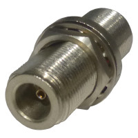 KN-99-34-M06 IN Series Adapter, Type-N Female to N Female Barrel, bulkhead, KINGS
