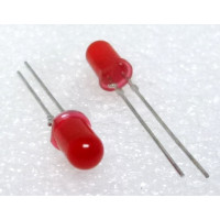 LED-RED-10  Standard Replacement LED, RED,(PACK OF 10 PCS)