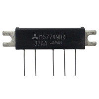 M67749HR  Power Module, 7w, 440-470 MHz, Mitsubishi