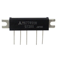 M67749UH Power Module, 7w, 470-490 MHz, Mitsubishi