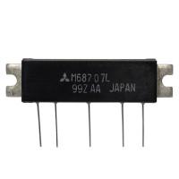 M68707L Power Module, 7w, 215-230 MHz, Mitsubishi