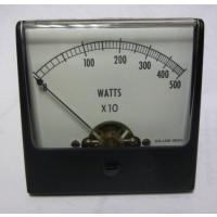 1227-W5000 Simpson Meter Movement 0-5000w 100ua (NOS)