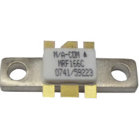 MRF166C Transistor, RF MOSFET, 20W, 500MHz, 28V, M/A-COM