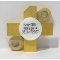 MRF314 NPN Silicon Power Transistor, 30W, 30-200MHz, 28V, M/A-COM