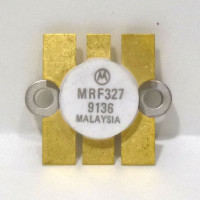 "MRF327 Controlled ""Q"" Broadband Power Transistor, 80W, 100 to 500MHz, 28V, Motorola"
