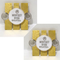 "MRF327 Controlled ""Q"" Broadband Power Transistor, 80W, 100 to 500MHz, 28V, Matched Pair, Motorola"