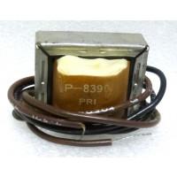 P-8390 Low voltage transformer, 117VAC, 12v, 0.15 amp, Stancor