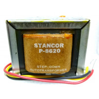 P-8620 Low voltage transformer, 230VAC, 115v, 0.43 amp, Stancor