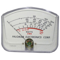 PALOMETER2K   Replacement Meter for Palomar 2k Wattmeter