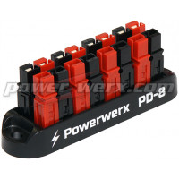 PD-8   8 Position Power Distribution Block for 15/30/45A Powerpoles
