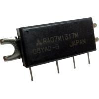 RA07M1317M  Mitsubishi RF Power Module 135-175 MHz  6.5 Watt  7.2v