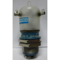 RB1E-P  Vacuum Relay, SPDT, 26.5vdc, Jennings (Clean Used)