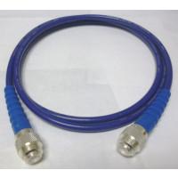RFA4070-48  UNICABLE 48 IN, DOUBLE SHIELD,RG58/U, BLUE JACKET, RFI