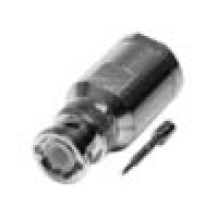RFB1101-PL BNC Male Clamp Connector, Cable Group P, RFI