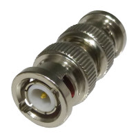 RFB1133 In-Series Adapter, BNC Male to Male Barrel, RFI