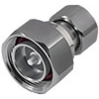 RFD1686-4  Between Series Adapter, 4.3-10 Male to 7/16 Male, Straight, RFI