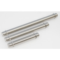 """RFP518-4 IN Series Adapter,UHF Female to Female(SO239) Barrell, 4"""" long"""