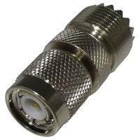 RFT1235 Between Series Adapter, TNC Male to UHF Female(SO239), RF Industries