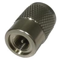RFU645 Between Series Adapter, Mini UHF Male to UHF Male(PL259), RFI