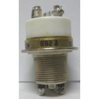 RJ1A/26S-P  Vacuum Relay, SPDT, 26.5vdc, Jennings (Clean Pullout)