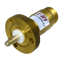 """RLA050-LC  Between Series Adapter,7/8"""" EIA Flange to LC Female, (2360A) ERI"""