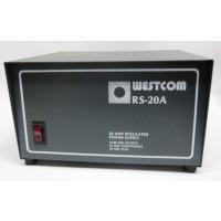 RS20A-220  DC Regulated Power supply, 220 volt, Westcom