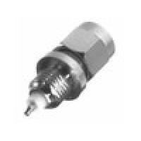 RSA3200-1 SMA Male Bulkhead Connector, Solder Cup, RFI