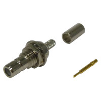 RSB4252-B Connector, smb jack bulkhead, Cable Group: B, RF Industries