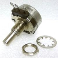 RV4NAYSD501A  Potentiometer, 500 ohm, 2 watt, Clarostat