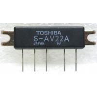 SAV22A  Power Module, 7w, 144-148MHz, Toshiba
