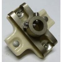 "SC3  Glazed Ceramic Shaft Coupler, Heavy Duty, 1/4"" to 3/8"""