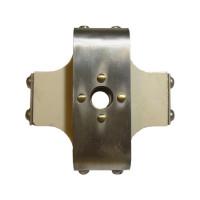 """SC7  Glazed Ceramic Shaft Coupler, Heavy Duty, 3/8"""" Shaft"""