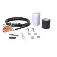 SGL5-15B4  SureGround® Grounding Kit for 7/8 in corrugated coaxial cable, Andrew