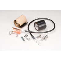 """SGL7-10B2  SureGround® Grounding Kit for 1-5/8"""" corrugated coaxial cable"""
