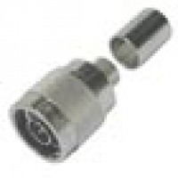 TC400NM   Type-N Male Crimp Connector, Cable Group: I, TIMES