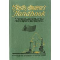 TRAH-REP Radio Handbook Reproduction (1926)