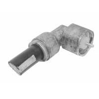 TRU9689-P1  Connector, lc male r.A, Used connector with cable, Pigtail attached.Cable Group 218