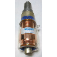 UCS200-15S  Vacuum Variable Capacitor, 5-200pf 15kv (Clean Used)