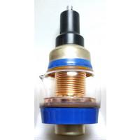 UCSXF-1200-10 Vacuum Variable Capacitor, 15-1200pf, 10kv Peak, Jennings (Clean Used)