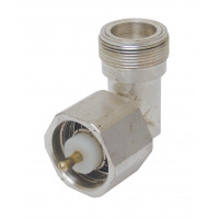 UG216B/U-P IN Series Adapter, LC Male to  Female, Right angle, (PULL)