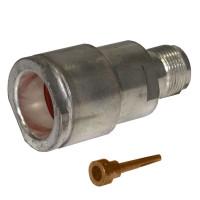 UG333B/U HN Female Clamp Connector, Cable Group: 218, Kings