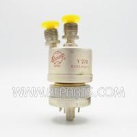 Y-278 Eimac Liquid Cooled Transmitting Tetrode (NOS)