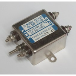 05-TNF-0202  Noise Filter, 5amp 120/240vac, Todai elec