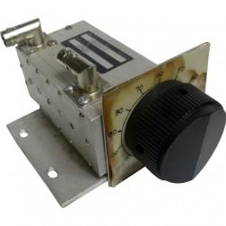 100337-F Attenuator, Rotary, 0-120dB/10db steps, BNC