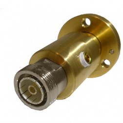 """101-058-1 Adapter, 7/8"""" EIA to 7/16 DIN Female, MYAT"""