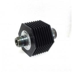 10AMFN-10-1  Fixed Attenuator, 10 Watt, 10dB, Bird (Clean Used)