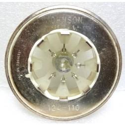 124-110  Tube Socket, 7 pin, Equal to SK600, Johnson (124-0110-001)