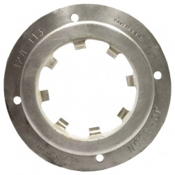 124-113-001 Socket, Bypass cap ring/round flange